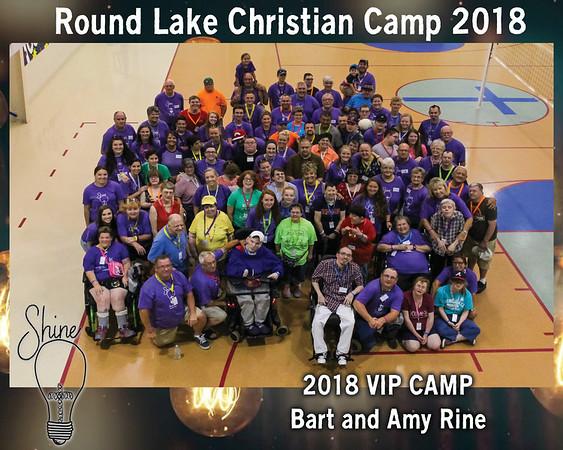 2018 VIP Camp