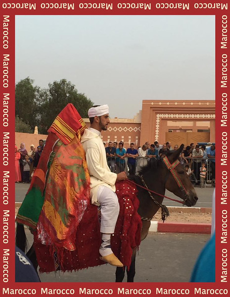 Rissani - Wedding