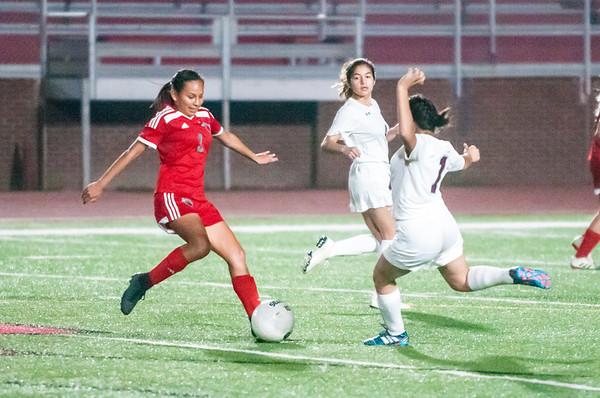 February 5, 2019 - Soccer - Girls - MHS Lady Eagles vs JLHS Lady Huskies_LG
