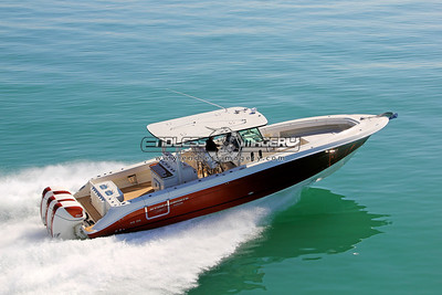 November 2013 - Seven Marine 42' Hydrasports