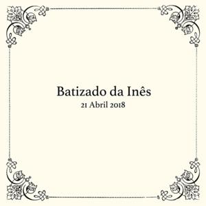 Batizado Inês - Album