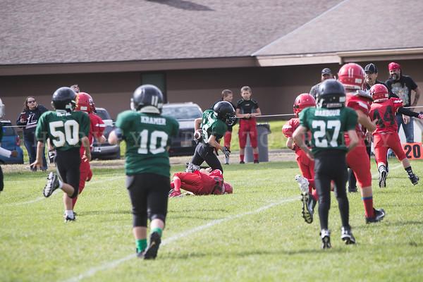 Lumberjack Youth Football D1 vs. Liberty