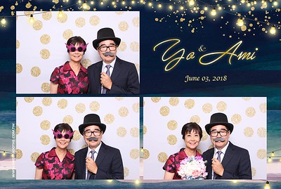 Yo & Ami's Wedding