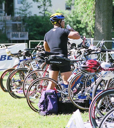 Hammerfest Triathlon 2003