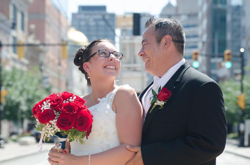 Danielle & Henry Wedding