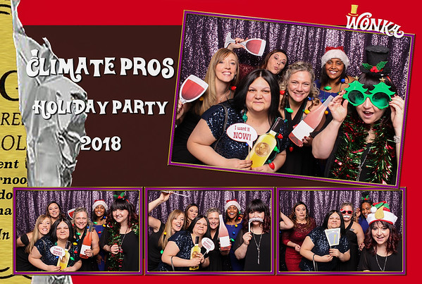 12-08-2018 Climate Pros Holiday Party