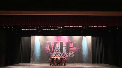 VIP Dance Competition - Jordan Thomas - 03/28/15