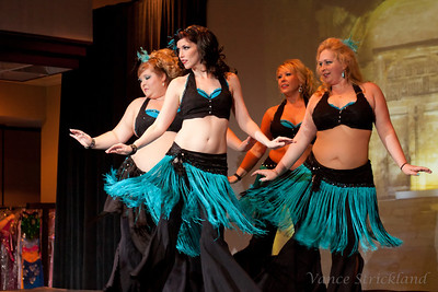 Austin Belly Dance Convention 2011 - Sat Happy Hour