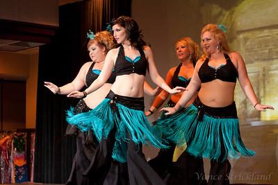 Austin Belly Dance Convention 2011 - Sat Happy Hour
