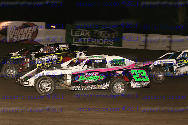 BVR IMCA Stock Car Shoot Out 7-2-12