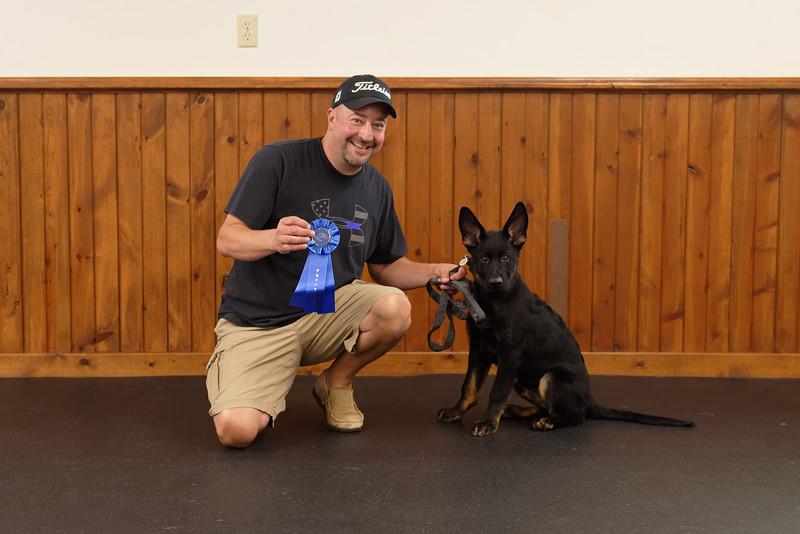 Puppy Class Jul-Aug 530PM 2020