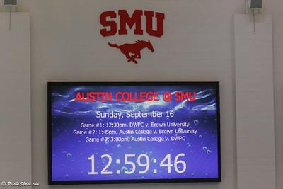 Austin College Sept 15-16