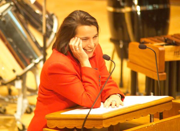 Joia Mukherjee Convocation 2005