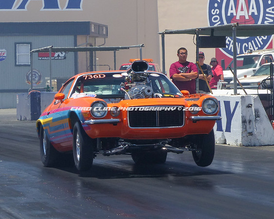 Auto Club Dragway Fontana 2015
