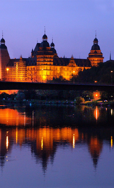 Viking River Cruise, Aschaffenburg Germany
