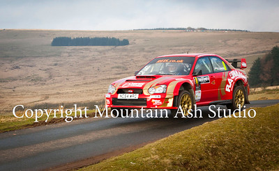 Tour of Epynt Rally 2014