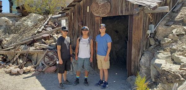 8/31/19 Eldorado Canyon ATV/RZR & Gold Mine Tour