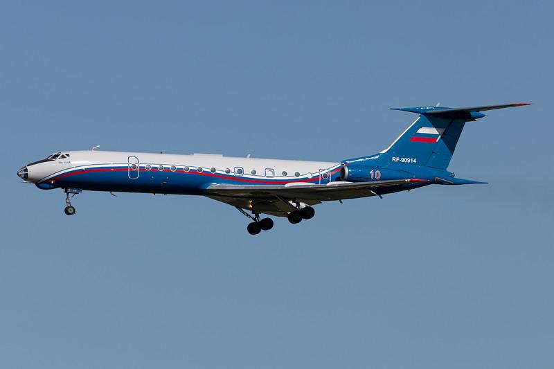 Russian Air Force / Tupolev Tu-134AK / RF-90914