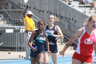 2010 4A State Track