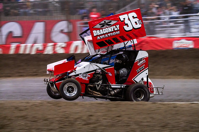 Kris Carroll at the Tulsa Shootout