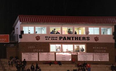 Patton Panthers @ Hibriten Panthers 2nd Rnd NCHSAA Playoffs 11-17-2017