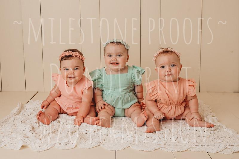 triplets g,m, & e.