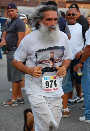 2009 San Blas Marathon Weekend