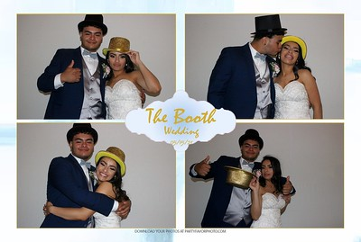 The Booth Wedding