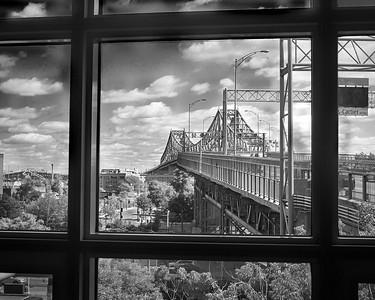 Un pont - août 2016