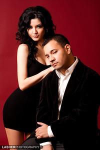 2009-04-03 [Josh Butters & Bianca Perez, Club Flyer Shoot]