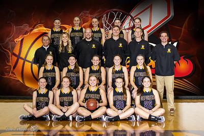 HS Sports - DeForest Girls Basketball - Varsity