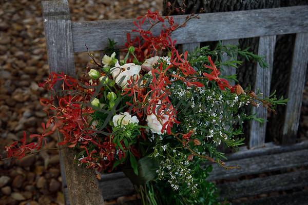 San Antonio Weddings Magazine Floral Shoot