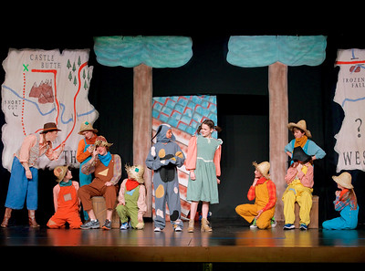 "Missoula Children's Theatre Presents "" The Wiz Of The West"