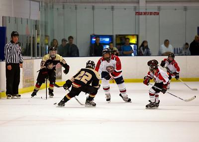 09-08-2012 NJ Bandits vs NJ Rockets PeeWee