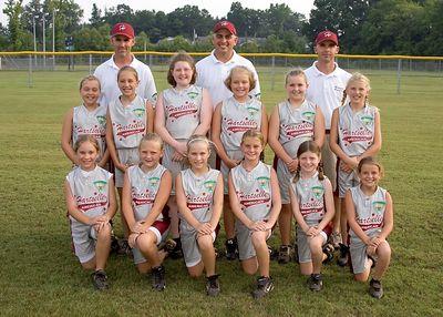 Hartselle American All-Stars Angels