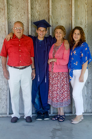2019 Dario Graduation