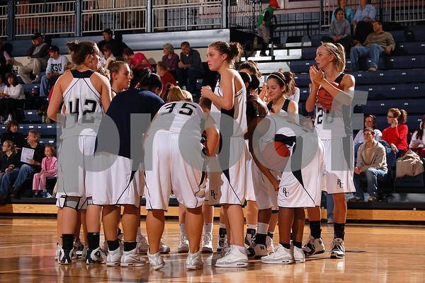 Basketball Berry Womens Basketball vs Southern Wesleyan February 23, 2009 JC
