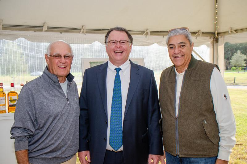 Jack Schafer, Peyton Grymes, Roberto Alvarez