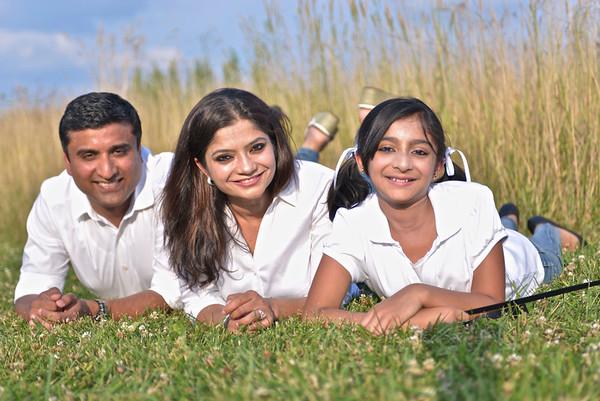 Chandran Family