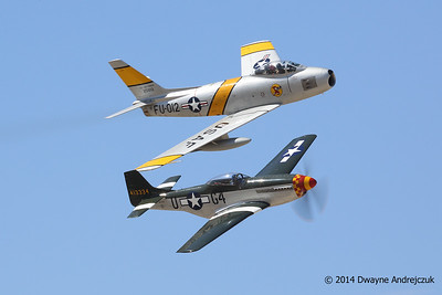 LA County Air Show 2014