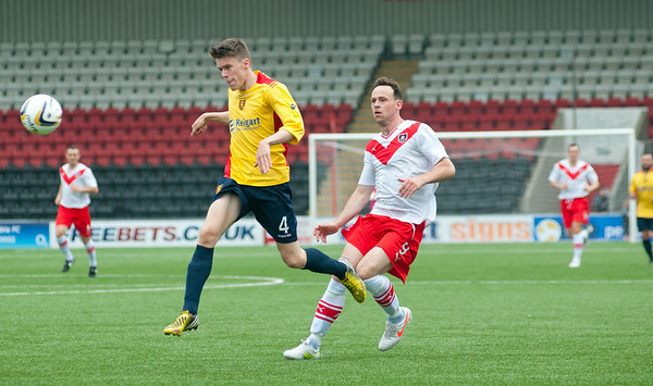 Airdrieonians 2014-15