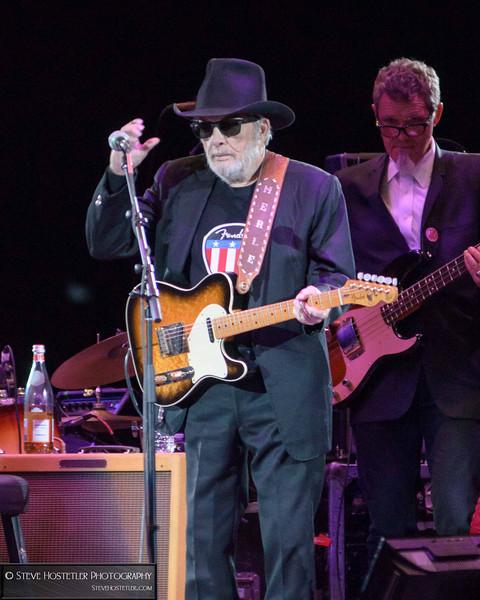 Merle Haggard Denver 2014