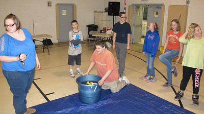 Fear Factor, Lock In, Salvation Army, Tamaqua (3-28-2014)