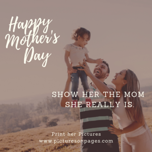 Mother's Day Annual Photobook