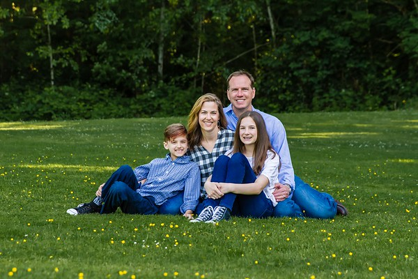 The J Family @ Foege Park, Cedar Hills