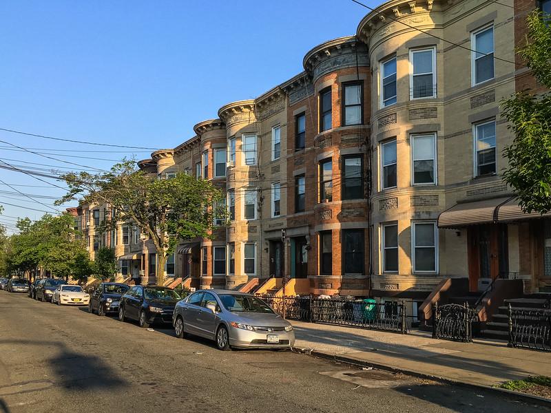 71st Avenue Row