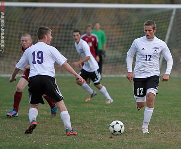Hammondsport Soccer 10-17-12