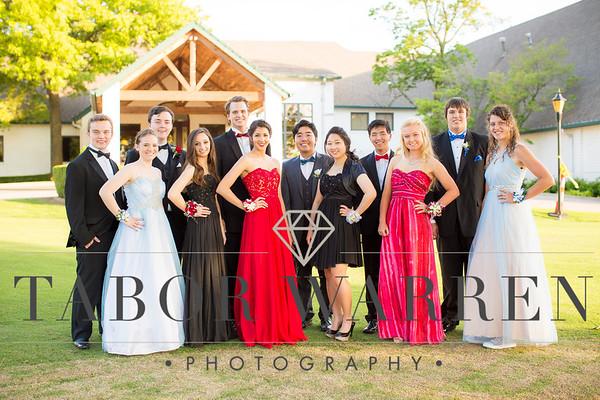 Jenks Prom ~ 2015