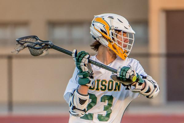 2018 Varsity Lacrosse Spring Season