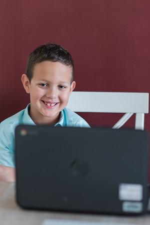 Fall 2020: Virtual Second Grade